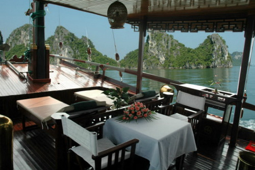 Halong Princess Private Junk