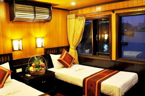 Halong Victory Star Private Cruise